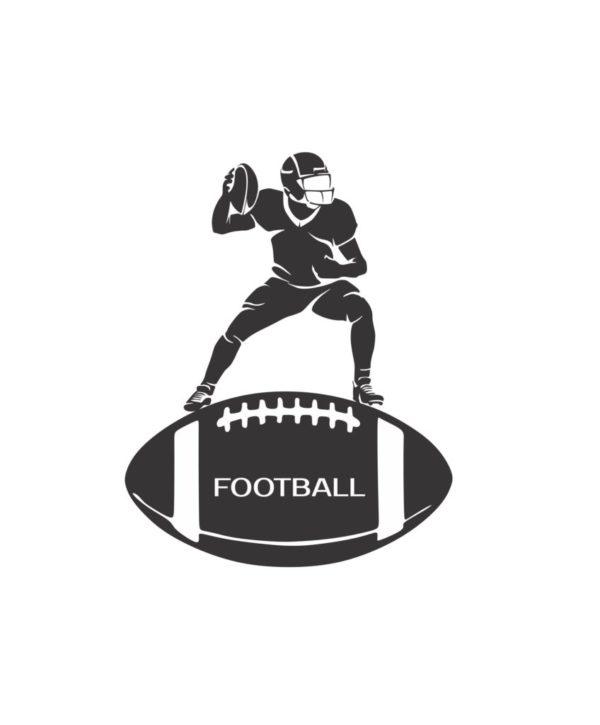 медальница американский футбол