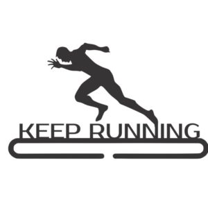 Медальница keep running