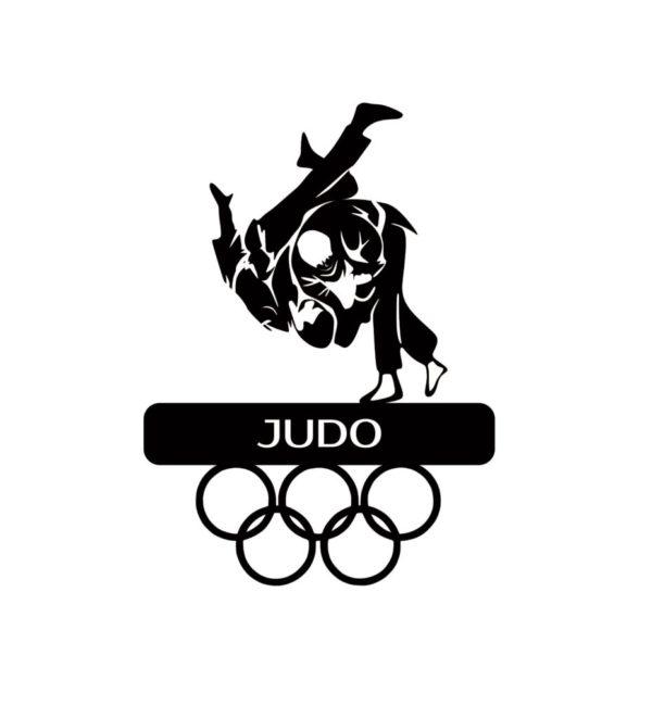 медальница дзюдо