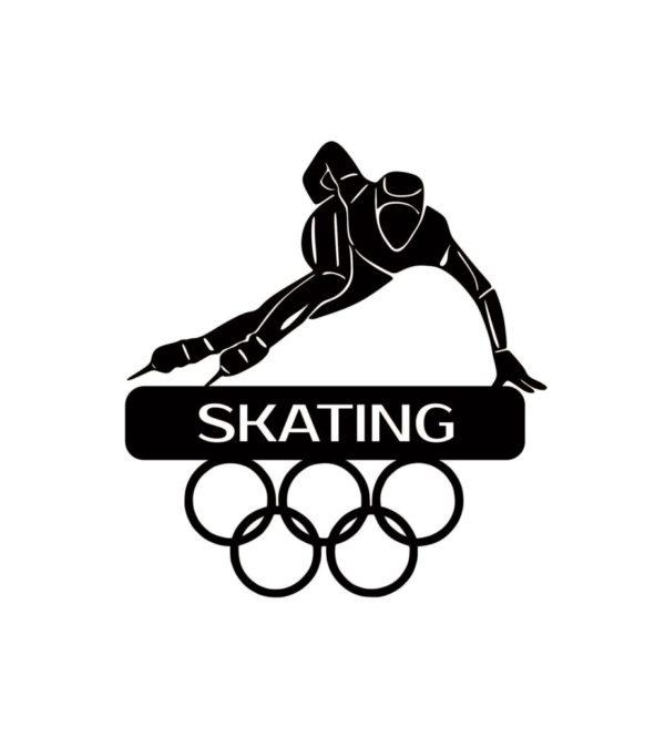 медальница конькобежный спорт