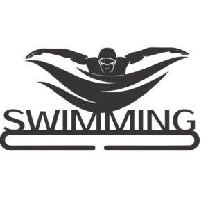 медальница плаванье