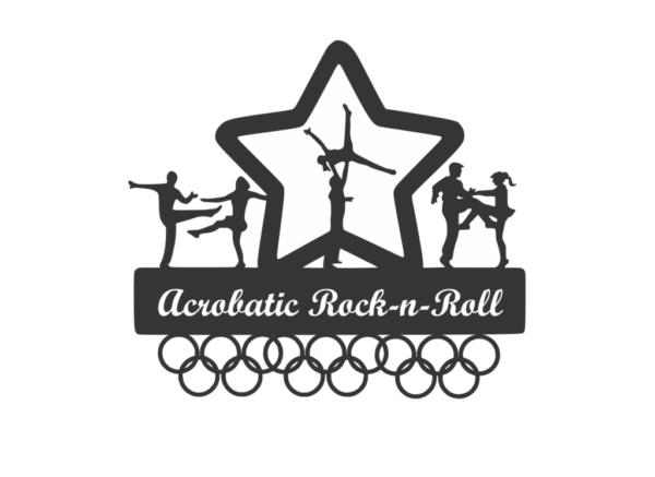медальница акробатический рок-н-ролл