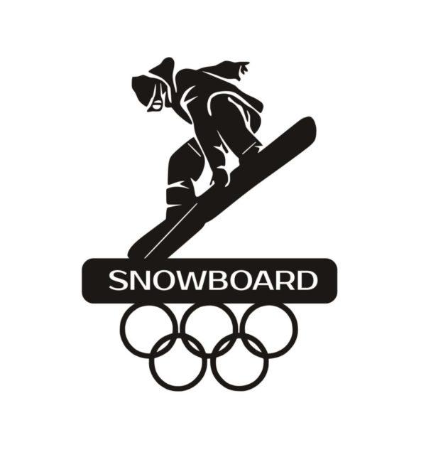 медальница сноуборд
