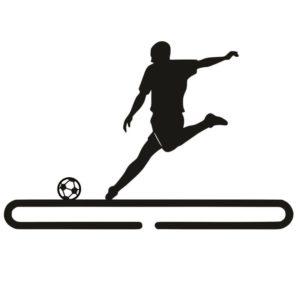 медальница футболист
