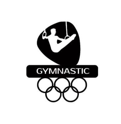 медальница спортивная гимнастика