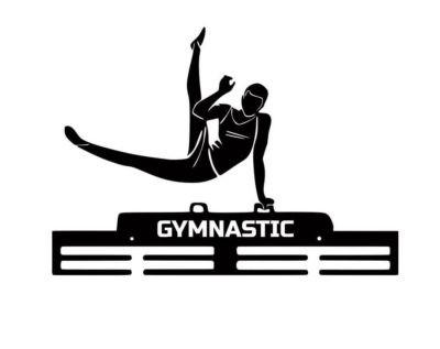 спортивная медальница гимнастика