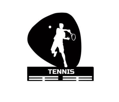 спортивная медальница теннис