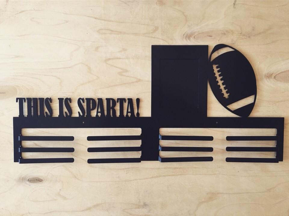 "Медальница ""This is Sparta!"""