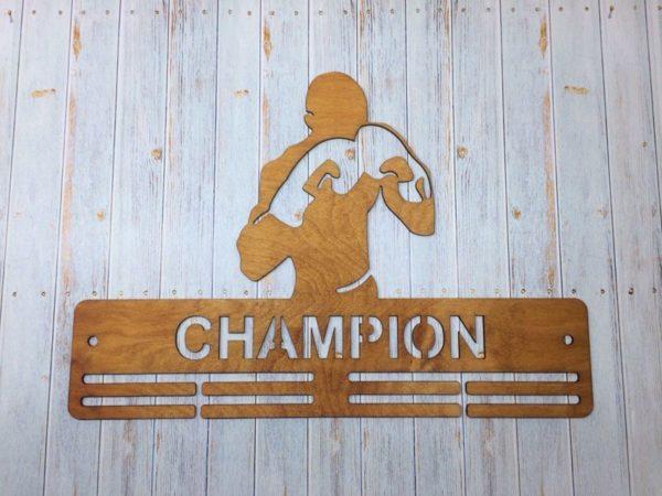 Медальница Бокс