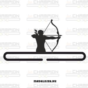Медальница Стрельба из лука